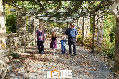 Cross Estate Gardens Photo Session