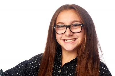Isabella Birthday Portraits 2018